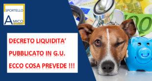 decreto liquidità