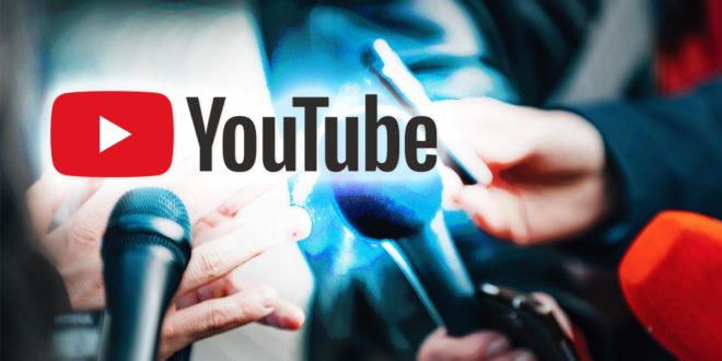 Ora anche su YouTube!