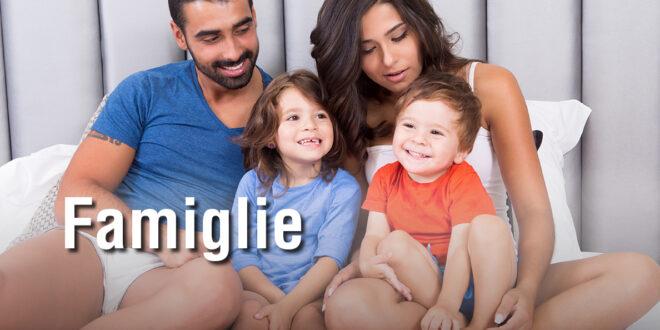 I servizi per le famiglie di Sportello Amico del Cittadino