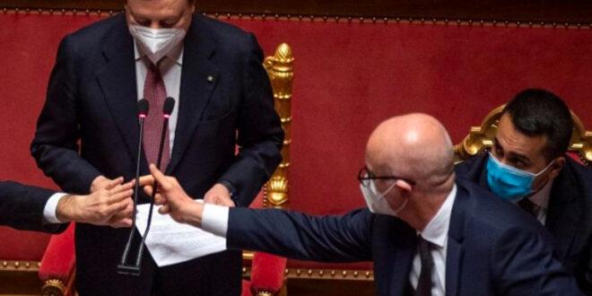 Il nuovo Governo ottiene 262 voti a favore